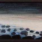 Talvinen ranta