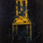 Muisto keltaisesta tuolista